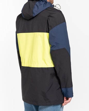 5 Future Nature Koto - Packable Water-Resistant Jacket for Men Blue U1JKA7ELF0 Element
