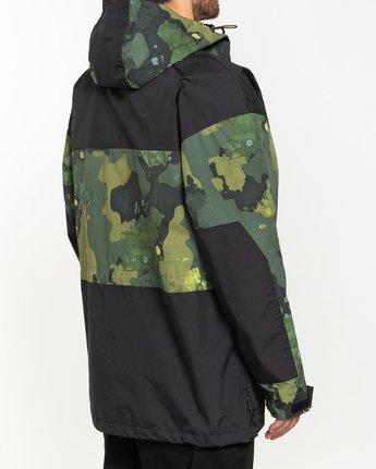 6 Future Nature Koto - Packable Water-Resistant Jacket for Men  U1JKA7ELF0 Element