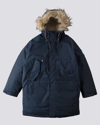 Nigel Cabourn Victoria - Waterproof Parka for Men  U1JKB2ELF0