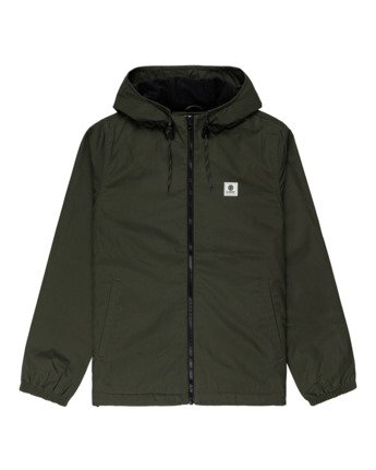 Wolfeboro Alder - Water-Resistant Jacket for Men  U1JKC3ELF0