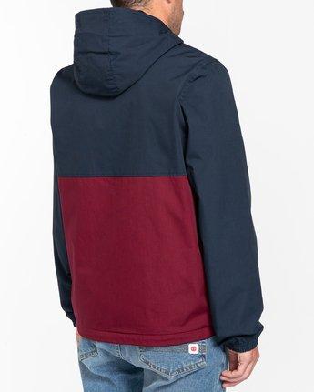 4 Wolfeboro Alder Two Tones - Water-Resistant Jacket for Men  U1JKC4ELF0 Element