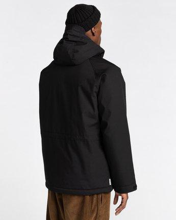2 Wolfeboro Mountain - Water-Resistant Jacket for Men Black U1JKD4ELF0 Element