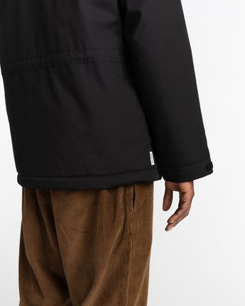 3 Wolfeboro Mountain - Water-Resistant Jacket for Men Black U1JKD4ELF0 Element