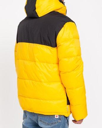 6 Wolfeboro Dulcey - Water-Resistant Jacket for Men  U1JKD6ELF0 Element