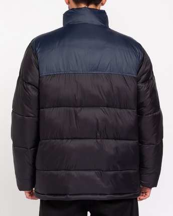 2 Future Nature Alder Arctic - Water-Resistant Jacket for Men Black U1JKE8ELF0 Element