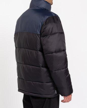 3 Future Nature Alder Arctic - Water-Resistant Jacket for Men Black U1JKE8ELF0 Element