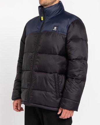1 Future Nature Alder Arctic - Water-Resistant Jacket for Men Black U1JKE8ELF0 Element