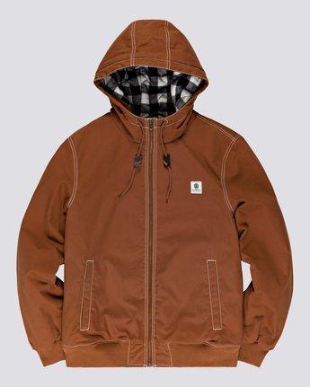 5 Wolfeboro Dulcey Work - Jacket for Men  U1JKF1ELF0 Element