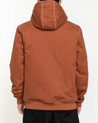 3 Wolfeboro Dulcey Work - Jacket for Men  U1JKF1ELF0 Element