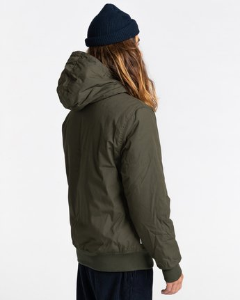 2 Wolfeboro Dulcey - Water-Resistant Jacket for Men Green U1JKF2ELF0 Element