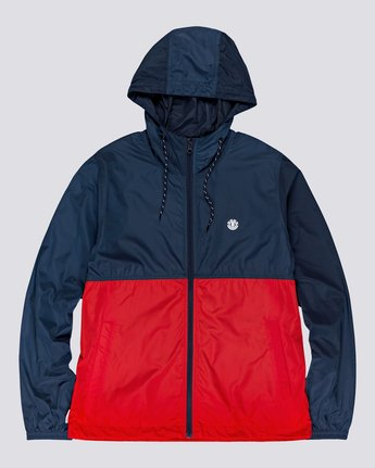 Alder Fundamental - Water-Resistant Jacket for Men  U1JKF7ELF0