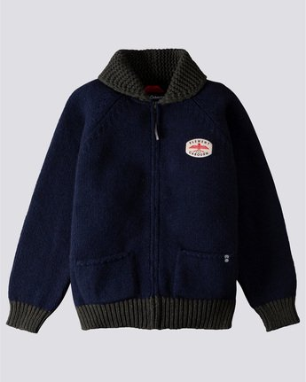 Nigel Cabourn Tofino - Cardigan for Men  U1JPA1ELF0
