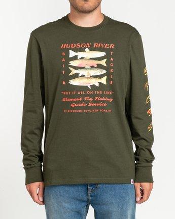 Caddis - Long Sleeve T-Shirt for Men  U1LSC8ELF0