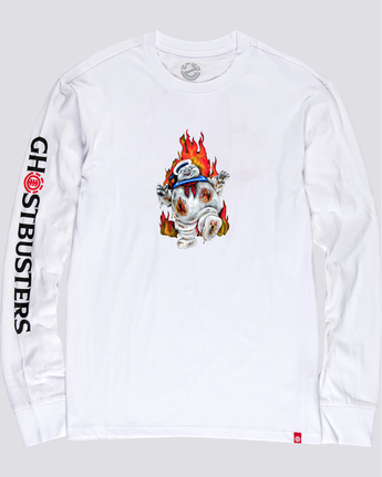 Ghostbusters Inferno - Long Sleeve T-Shirt for Men  U1LSE2ELF0