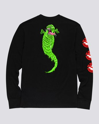 Ghostbusters Goop - Long Sleeve T-Shirt for Men  U1LSE3ELF0