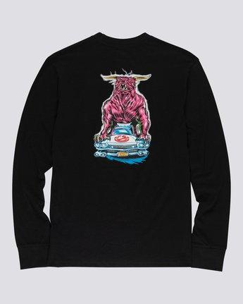 Ghostbusters Crushed - Long Sleeve T-Shirt for Men  U1LSE4ELF0