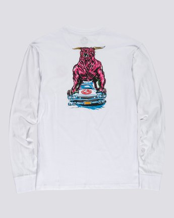 Ghostbusters Crushed - Long Sleeve T-Shirt for Men  U1LSE4ELF0