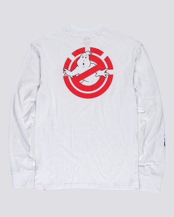 0 Ghostbusters Banshee - Long Sleeve T-Shirt for Men White U1LSE5ELF0 Element