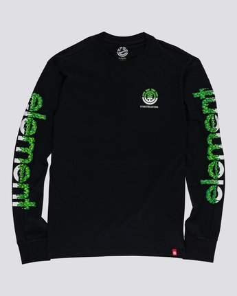 Ghostbusters Proton Combo - Long Sleeve T-Shirt for Men  U1LSE6ELF0