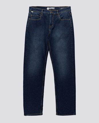 E03 - Tapered Fit Jeans for Men  U1PNB3ELF0