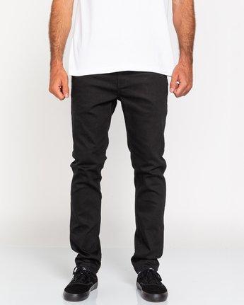 E02 Color Twill - Slim Fit Jeans for Men  U1PNB5ELF0