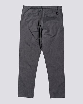 1 Howland Classic - Chinos for Men Grey U1PTC1ELF0 Element