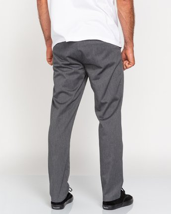 4 Howland Classic - Chinos for Men Grey U1PTC1ELF0 Element