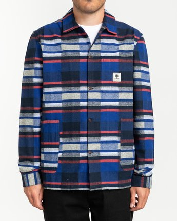 Americana - Overshirt for Men  U1SHA2ELF0