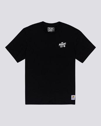 3 Timber! The Remains Liberty - T-shirt pour Homme Noir U1SSG9ELF0 Element