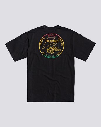 Bad Brains PMA Fade - T-Shirt for Men  U1SSI5ELF0