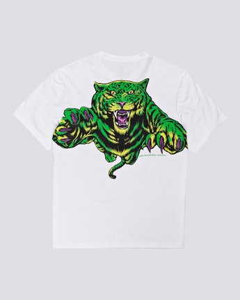 L'Amour Supreme Big Cat - T-Shirt for Men  U1SSJ8ELF0
