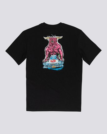 Ghostbusters Crushed - T-Shirt for Men  U1SSL4ELF0