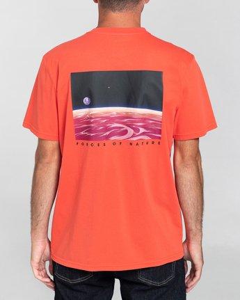 3 Star Wars X Element Fire - Camiseta para Hombre  U1SSN3ELF0 Element