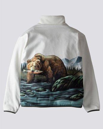 Nigel Cabourn Lake - 1/4 Zip Fleece for Men  U1WAA5ELF0