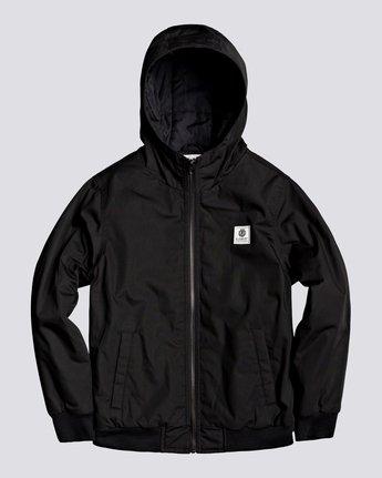 Wolfeboro Dulcey - Water-Resistant Jacket for Boys  U2JKA1ELF0