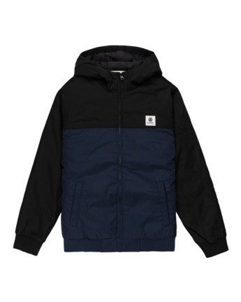 Wolfeboro Dulcey Two Tones - Water-Resistant Jacket for Boys  U2JKA3ELF0