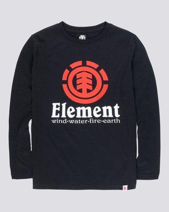 Vertical - Long Sleeve T-Shirt for Boys  U2LSA1ELF0
