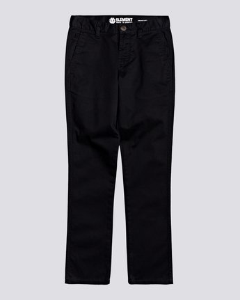 Howland - Slim Fit Trousers for Boys  U2PTA1ELF0