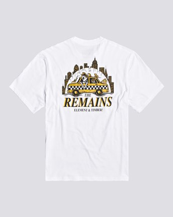 Timber! The Remains Taxi Driver - T-Shirt for Boys  U2SSC7ELF0