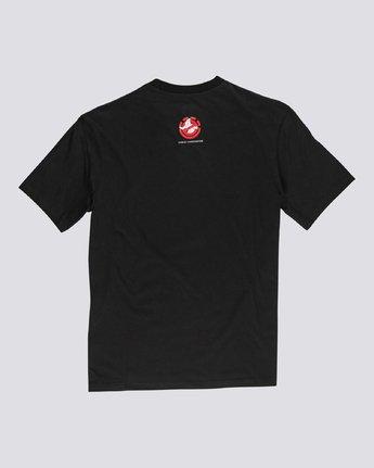 1 Ghostbusters Inferno - T-Shirt for Boys Black U2SSD5ELF0 Element