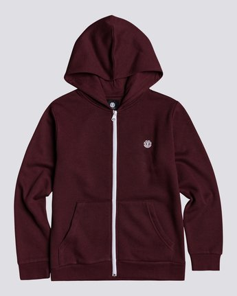 Cornell Classic - Zip-Up Hoodie for Boys  U2ZHA3ELF0
