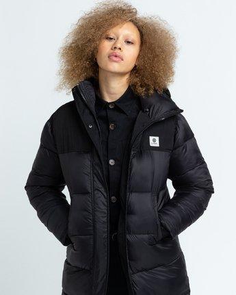 Wolfeboro Dulcey Puff Long - Puffer Jacket for Women  U3JKA7ELF0