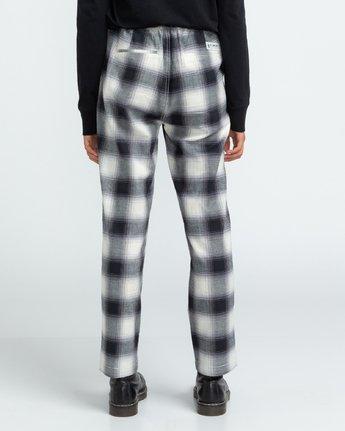 5 Trigga - High Waist Trousers for Women Black U3PTA5ELF0 Element