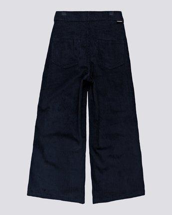 1 Gresham - High Waist Trousers for Women Blue U3PTA6ELF0 Element