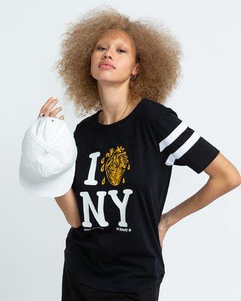 2 Timber! The Remains I Heart Football - T-shirt pour Femme Noir U3SSA2ELF0 Element