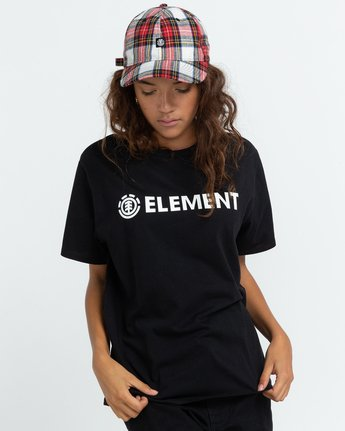 Element Logo - T-Shirt for Women  U3SSB1ELF0