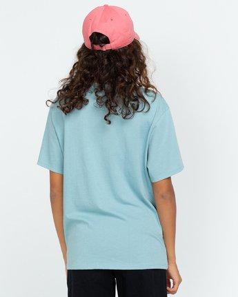 2 Element Logo - T-shirt pour Femme  U3SSB1ELF0 Element