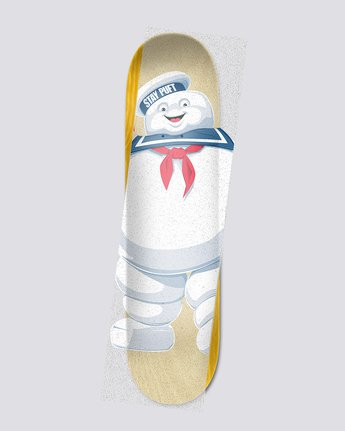 Ghostbuster Stay Puft - Skateboard Deck Grip  U4AHD3ELF0