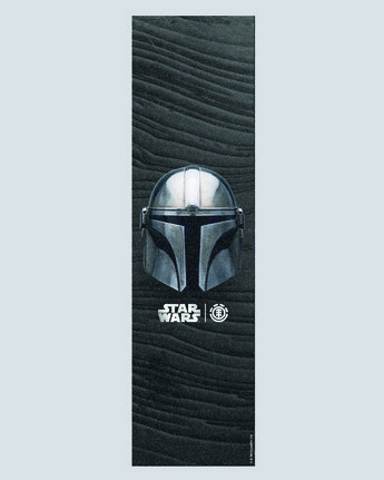 Star Wars X Element Mandalorian Beskar - Skateboard Grip  U4AHD4ELF0