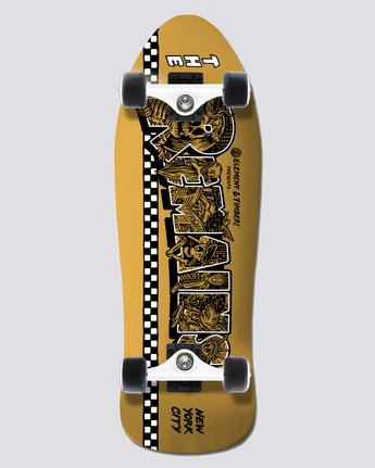 "Timber! The Remains 10.95"" Timber Remains Greetings - Skateboard  U4CPA1ELF0"